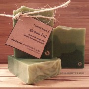 grass fed goat milk soap