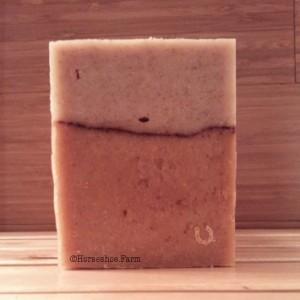 saddlehorn   goat milk soap