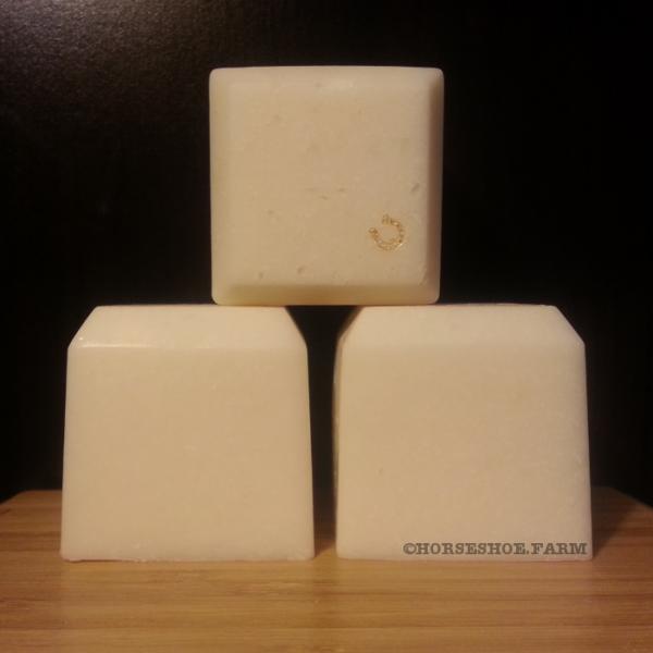 salt block vegan soap